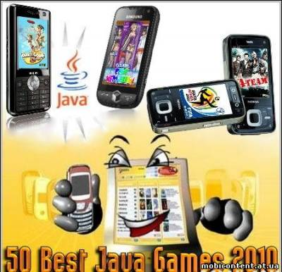 50 Best Java Games (2010) Java
