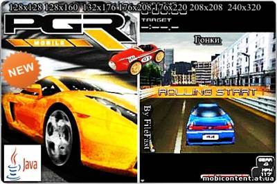 Project Gotham Racing 3D / Проект Gotham Гонки 3D
